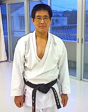 鍼灸師 大野洋行先生からの推薦